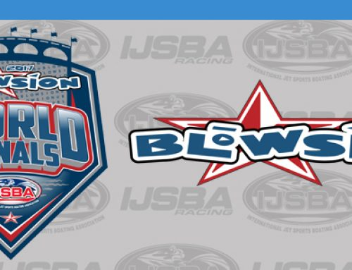 IJSBA Releases Expected Track Design For 2017 Blowsion World Finals.