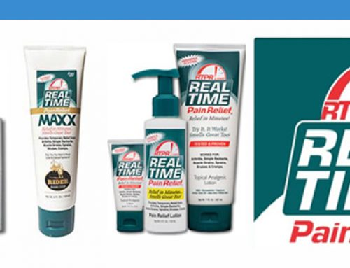 Real Time Pain Relief Returns As World Finals Vendor