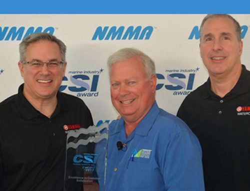 Yamaha Wins Two NMMA Awards At 2018 Miami Boat Show