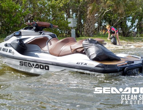 Sea-Doo Celebrates April 21 Earth Day With Two Location Cleanup In Florida