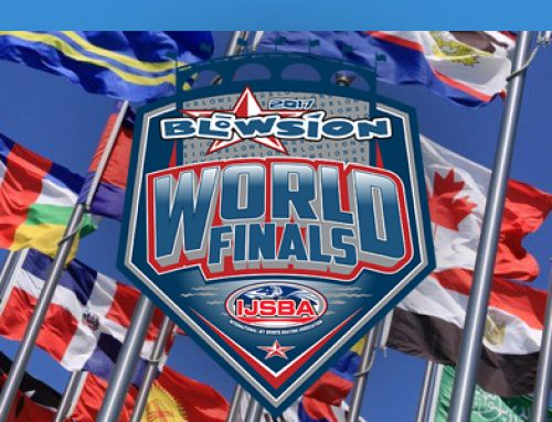 2017 Blowsion World Finals Nations Cup Points