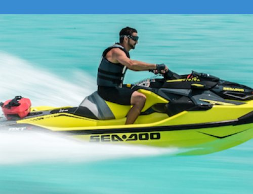 Sea-Doo Homologates 2018 RXT-X 300 For Competition