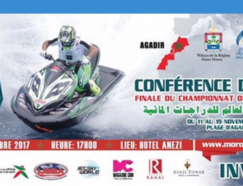 Results From Morocco: Day Two Of The 2017 IJSBA Endurance World Championships