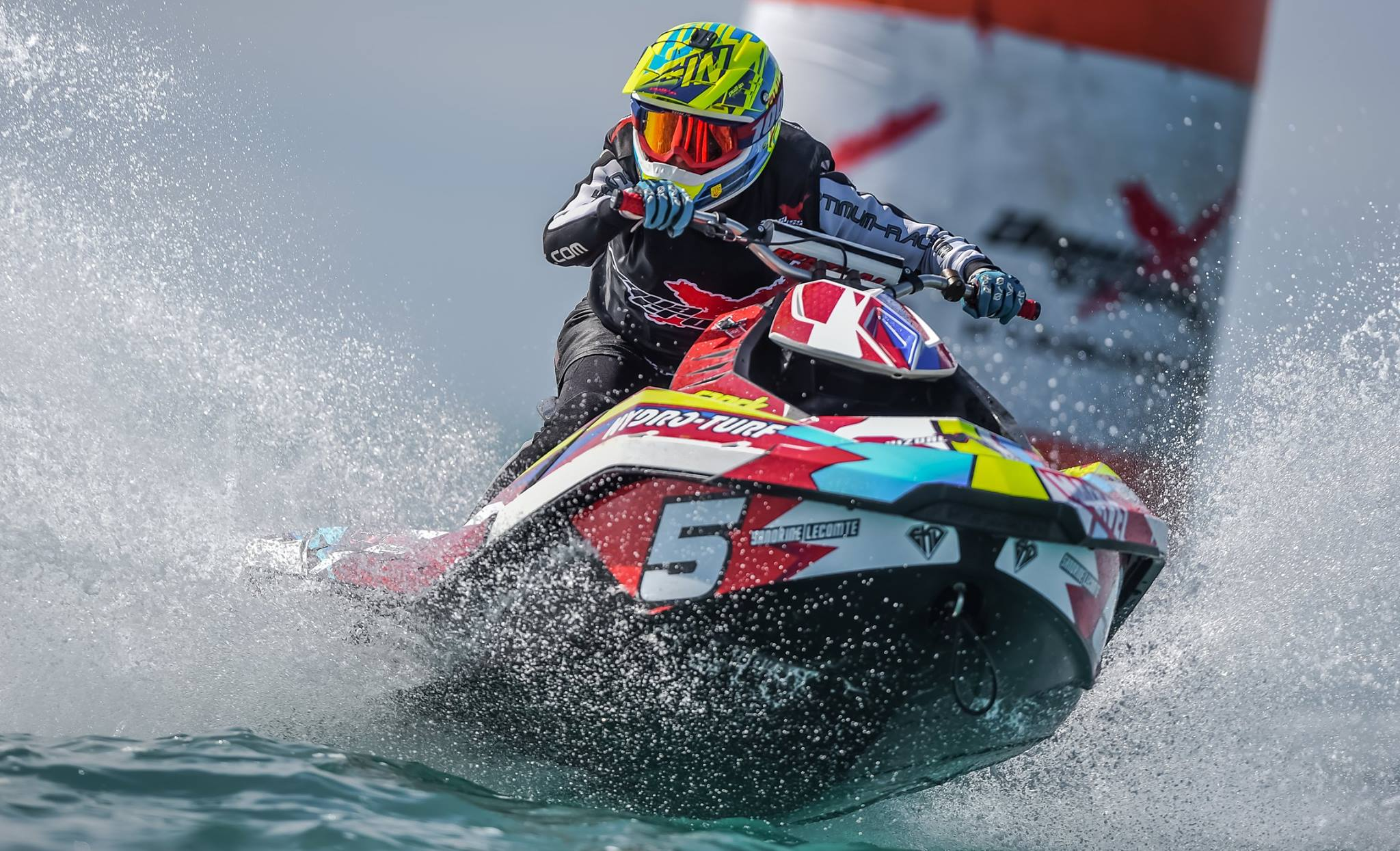 Riva Racing fers 80 MPH Sea Doo With ly 3 Parts – IJSBA