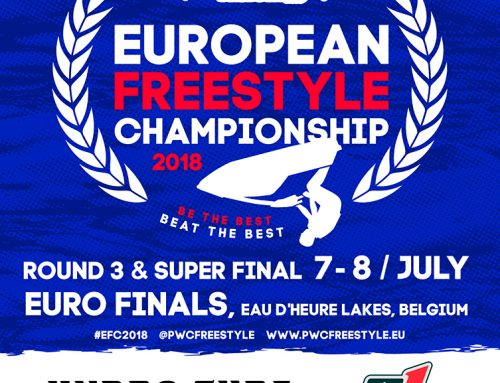 European Freestyle Final Round: July 7,8, Eau d'Heure, Belgium