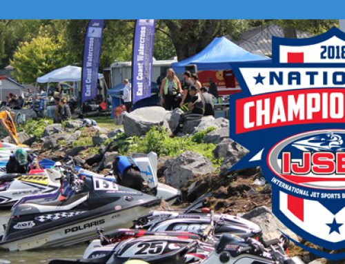 2018 IJSBA United States Nationals: August 25,26, Watkins Glen, New York