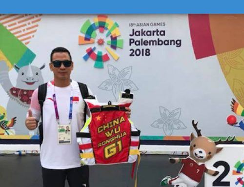 Jettribe At The 2018 Asian Games