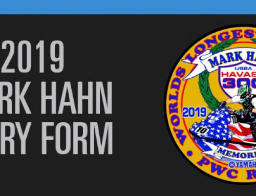 2019 Mark Hahn 300: New Logo And Entry Forms
