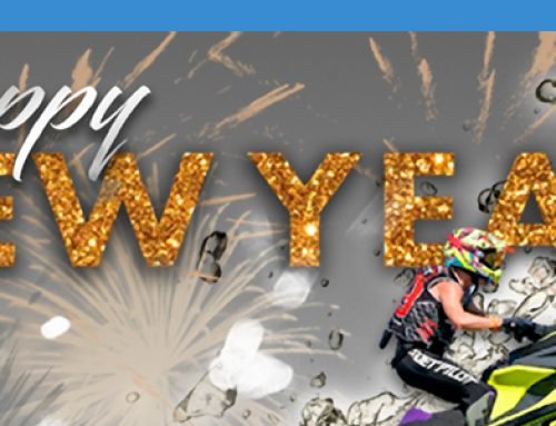 Happy New Year From Riva Racing