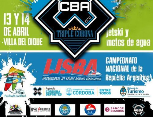 IJSBA Racing In Argentina: April 13 & 14