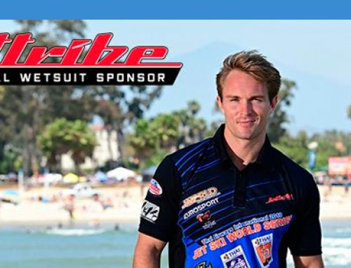 Limited Edition Jet Ski World Series Polo Shirt Now Available