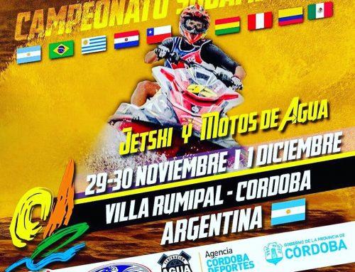 2019 IJSBA South American Championships: November 29-30, Argentina