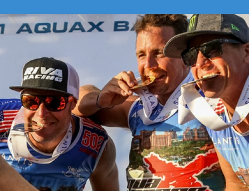 Eric Francis Wins 2019 P1 AquaX World Title