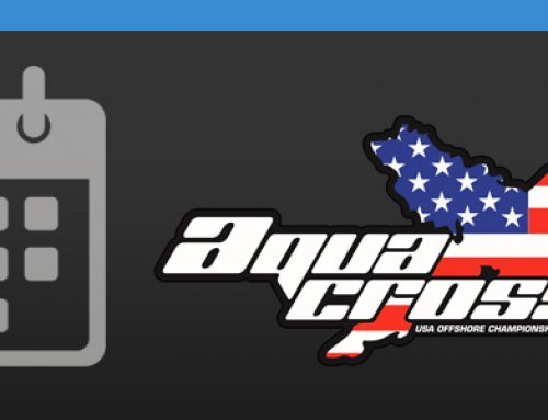 P1 AquaX 2020 race calendar updates