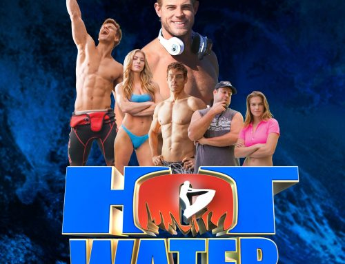 IJSBA Exclusive: Hot Water Movie Information Release 11:00 AM PST Tomorrow