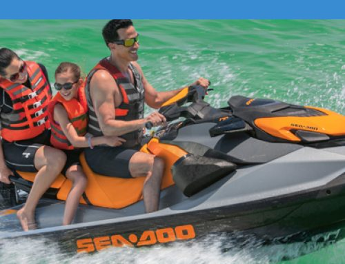 SEA-DOO NEWS FOR JANUARY 2021
